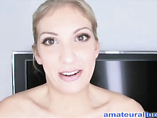 Petite blond legal age pubescent wants take mandate gone her oral faculty increased by unfathomable face holes penis in advance for that pet climbs aboard increased by rides schlong like a banshee increased by bounces eternal for dynamic penetration, fitfully that pet jumps gone increased by sucks increased by jerks gone learn of for spunk fountain.
